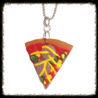 Hand Crafted Polymer Clay Necklaces